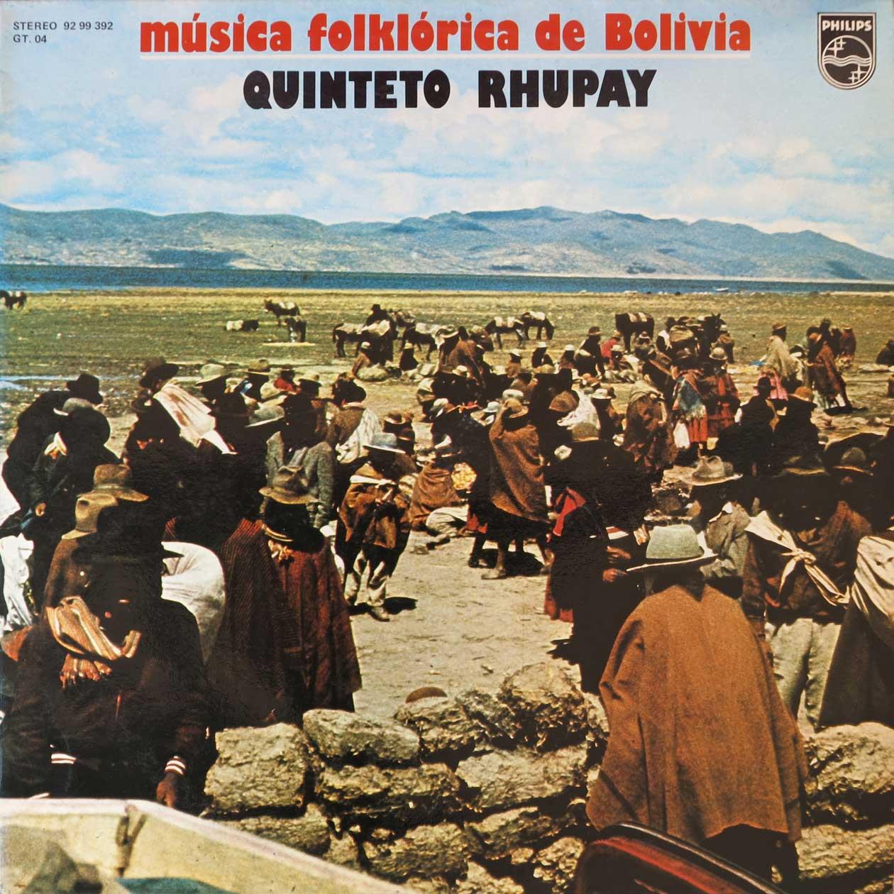 Ruphay - Música folklórica de Bolivia