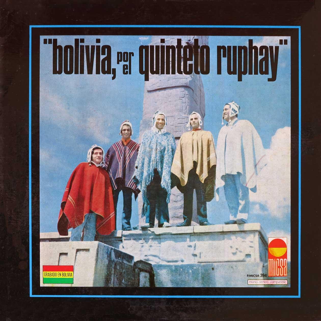 Bolivia, por el Quinteto Ruphay