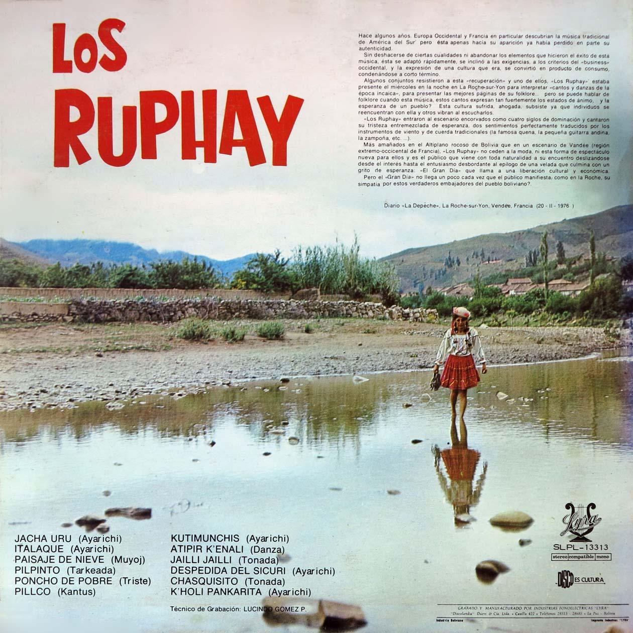 Los Ruphay