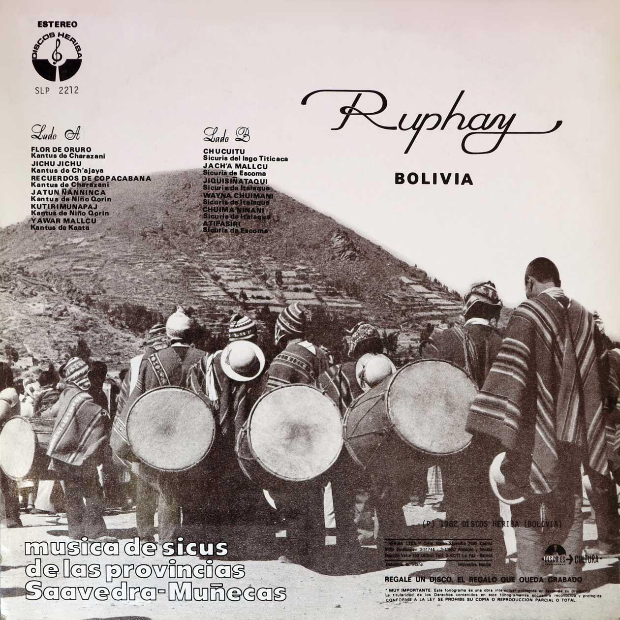 Ruphay - Jach'a Marka