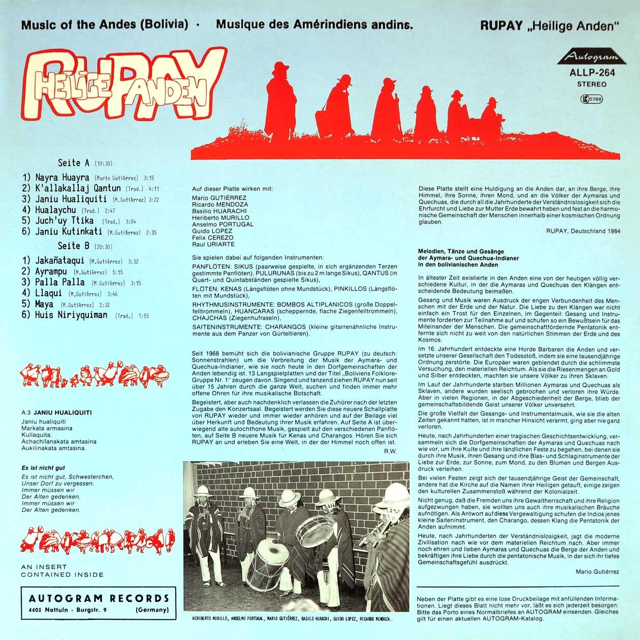 Ruphay - Heilige Anden