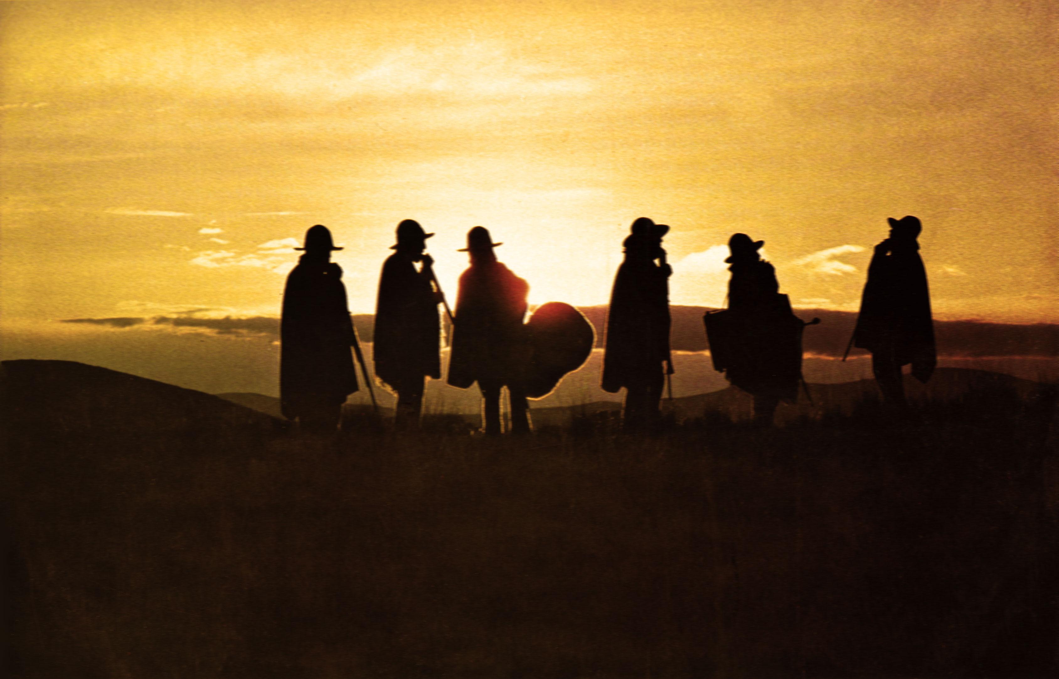 Ruphay im Altiplano am Abend - Pressefoto