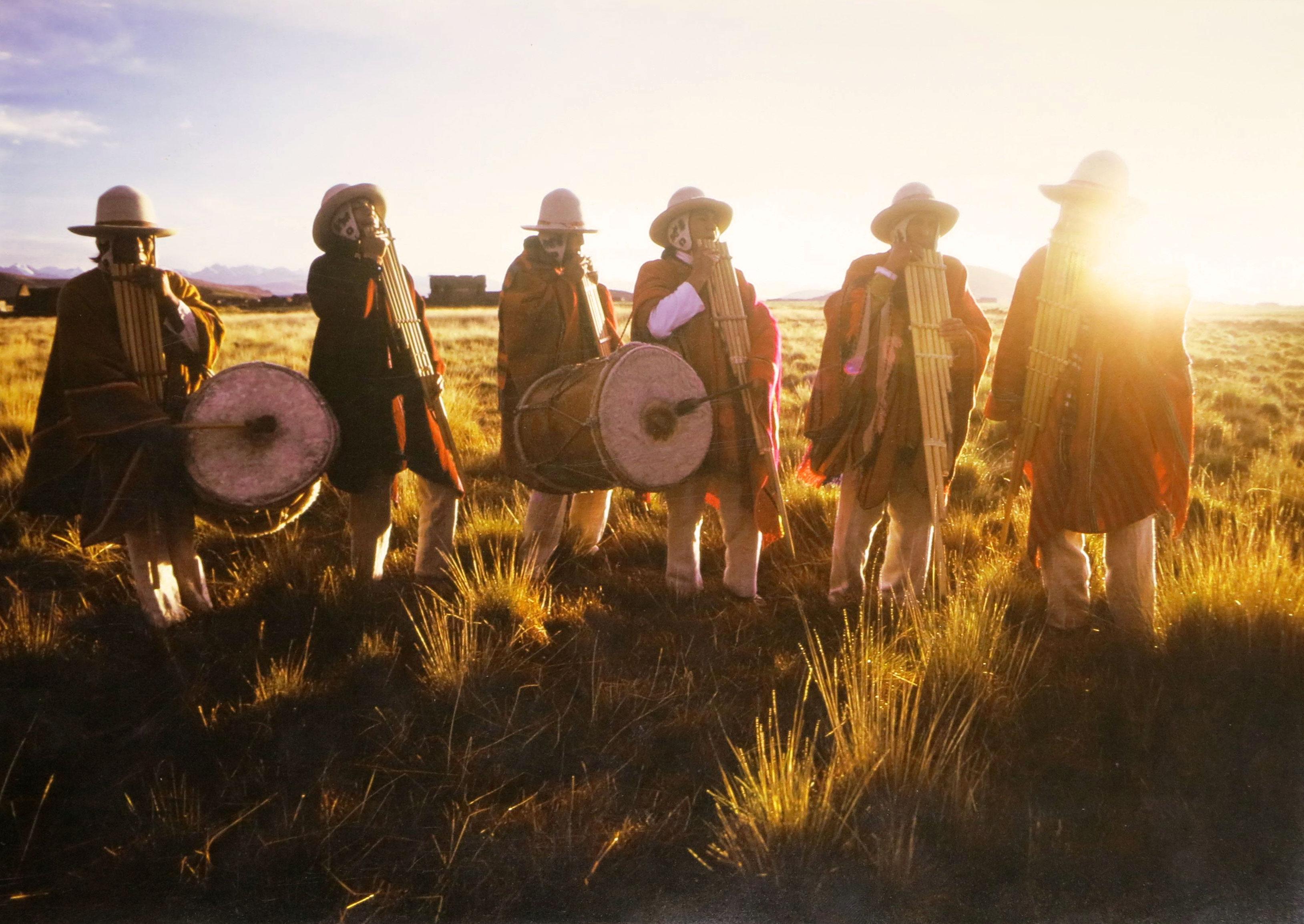 Ruphay im Altiplano am Tag - Pressefoto